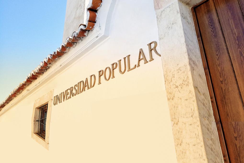 II Curso de Cualificación de Personal Técnico de Universidad Popular. Nivel Medio.